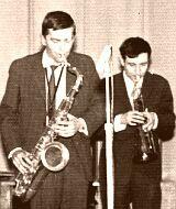Александр Родионов, Андрей Товмасян, начало 1970-х