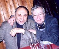 Алексей Козлов и Андрей Товмасян, 2001
