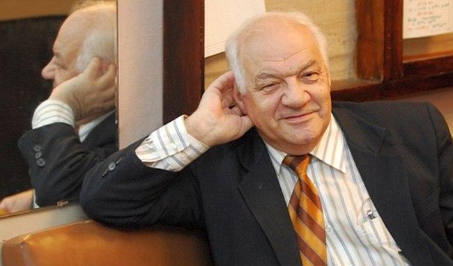 Владимир Фейертаг, 2003 (фото: Павел Корбут)