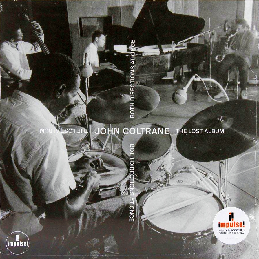 John Coltrane - The Lost Album