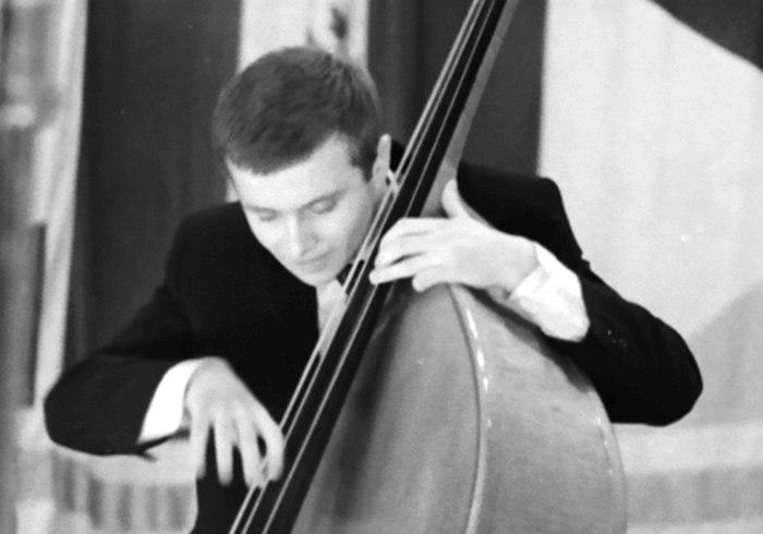 Алексей Исплатовский на фестивале «Джаз-65» (фото: Михаил Кулль)