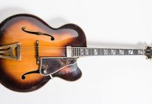 Gibson Super 400 CES