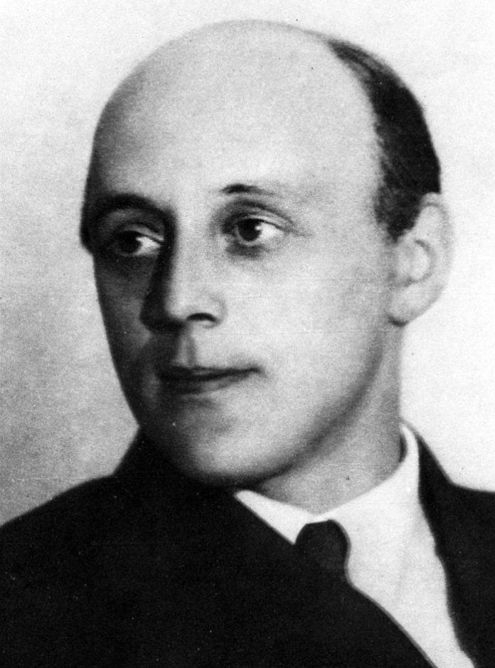 Сергей Колбасьев