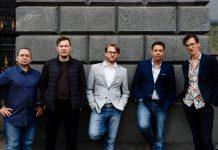 StarkLinnemann Quartet featuring Anton Boiarskikh (photo © Jacquelien Wielaard)