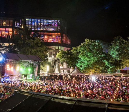 Montreux Jazz Festival: Music in the Park