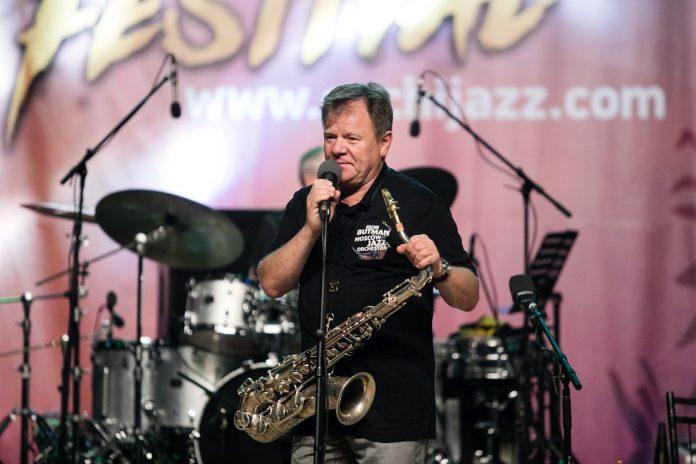 Игорь Бутман на Sochi Jazz Festival