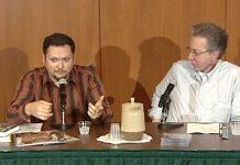 Cyril Moshkow, Larry Appelbaum