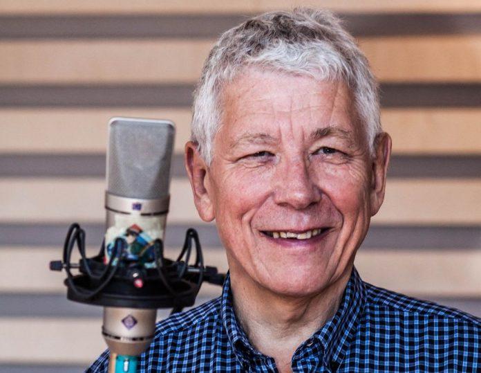 Jan Erik Kongshaug (photo © NRK)