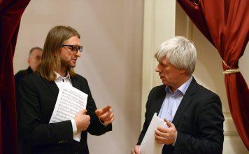 Лешек Можджер, Андрей Кондаков (фото © Анна Флегонтова)