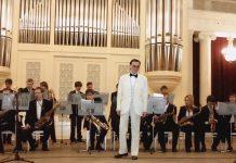 Владимир Грибов и студенческий джаз-оркестр музыкального училища им. Мусоргского, 2005
