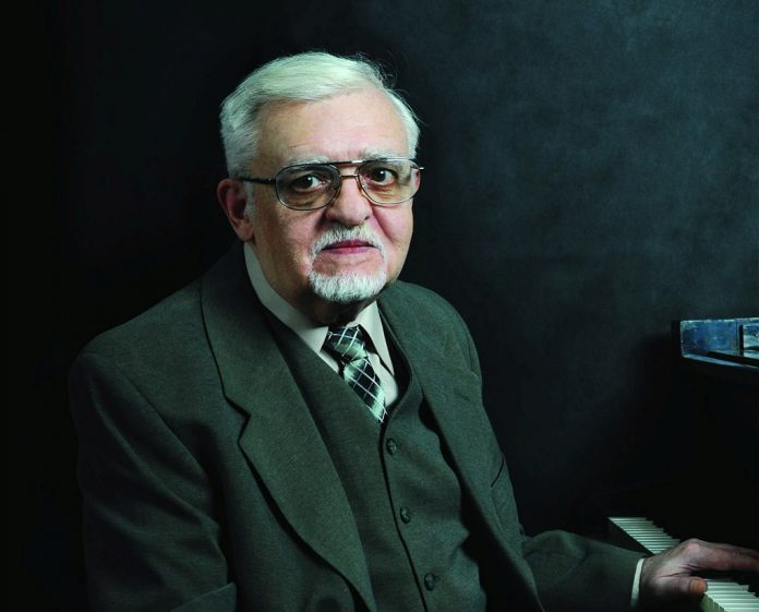 Николай Капустин (1937-2020)