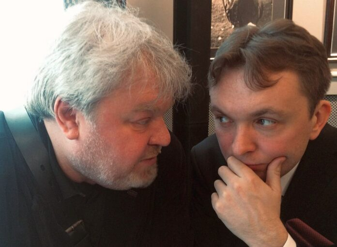 Николай Богайчук и Алексей Круглов (фото © Jaak Sooäär, 2019)