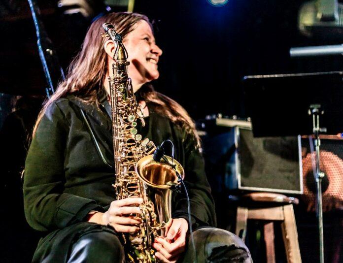 Анна Королёва (фото © Ira Klukvina)