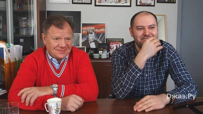 Игорь Бутман, Роман Христюк