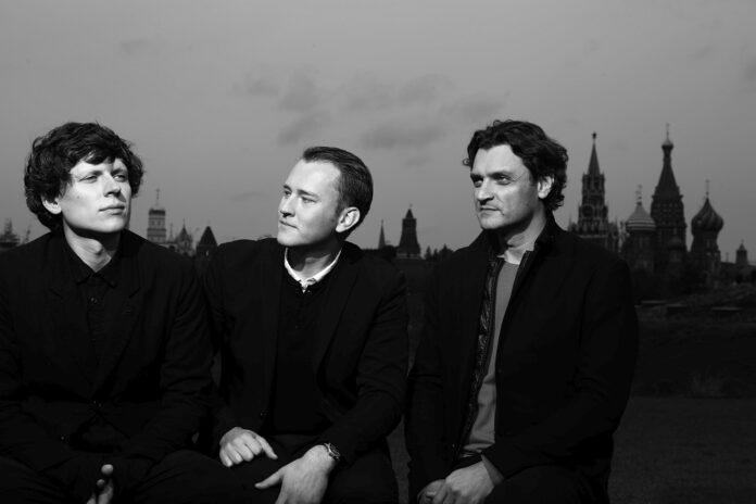 LRK Trio: Игнат Кравцов, Евгений Лебедев, Антон Ревнюк