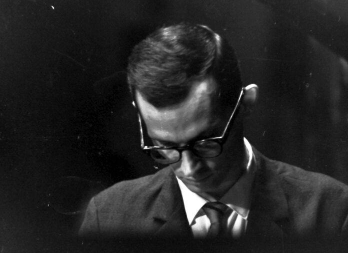 Вадим Сакун (фото © Михаил Кулль, 1966)