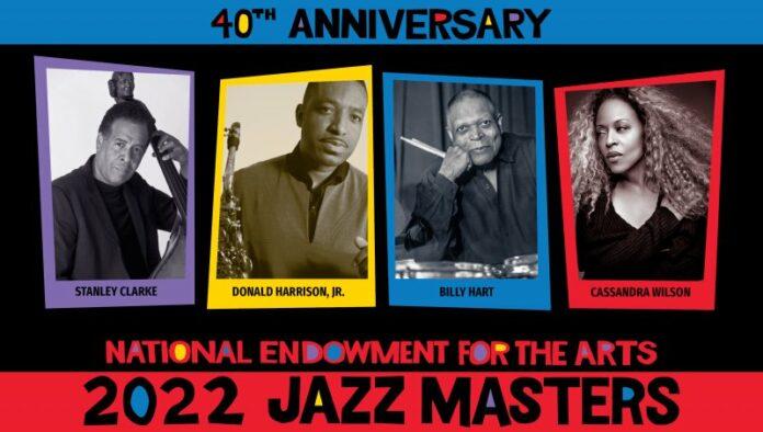NEA Jazz Masters 2022