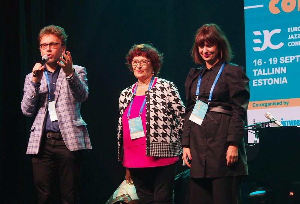 European Jazz Conference-2021: организаторы