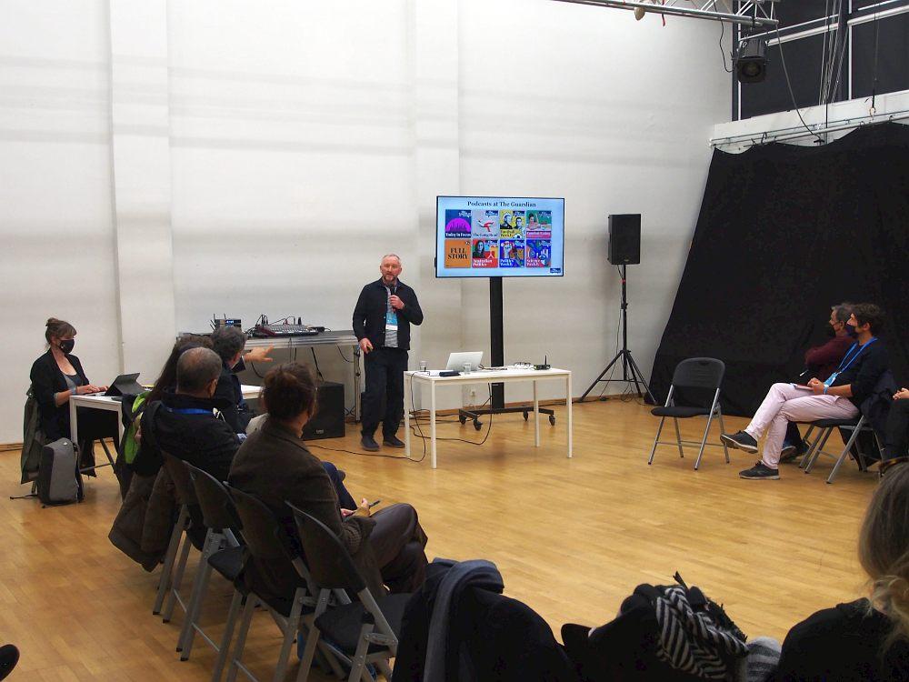 European Jazz Conference-2021: секционные дискуссии