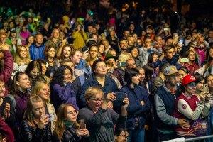 Фестивальная публика