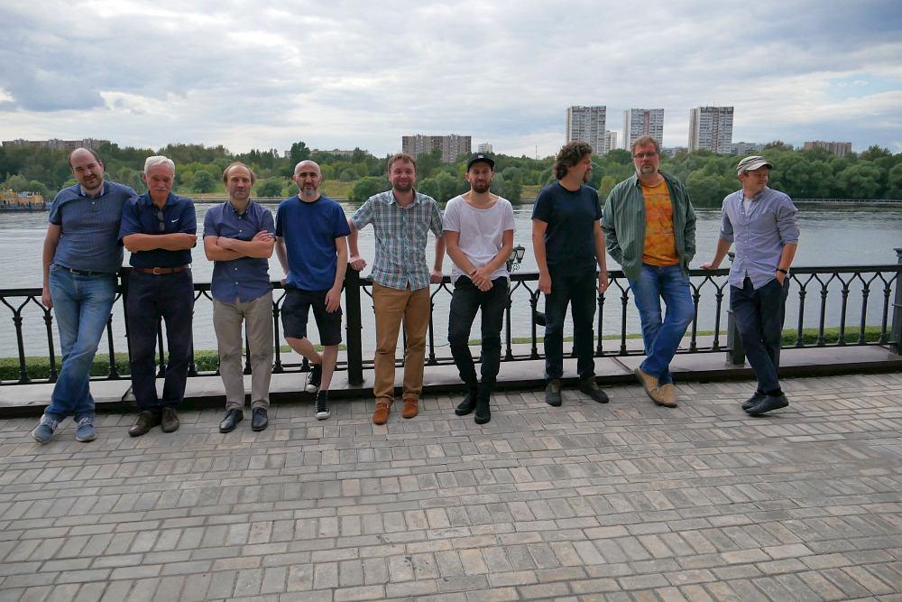 «Друзья-однополчане»: участники записи (фото © Александр Медведев)